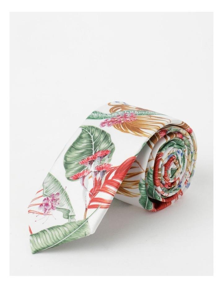 Aussie Outback Print Neck Tie image 4