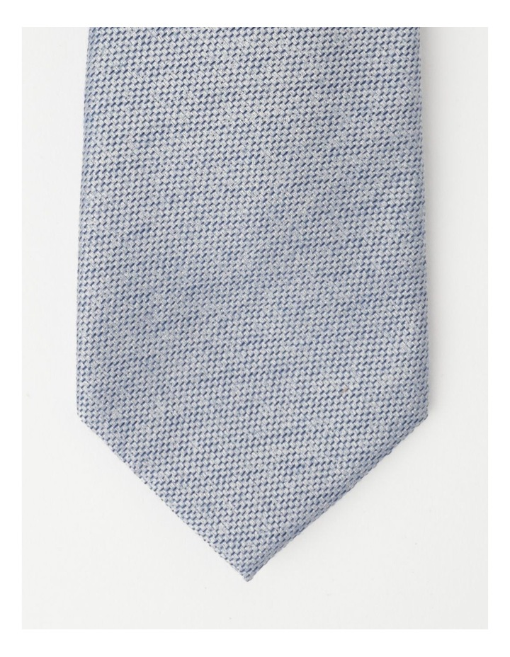 Textured Poly Blend Tie image 2