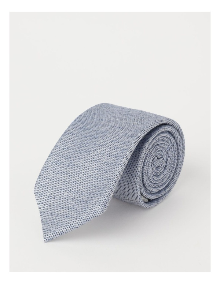 Textured Poly Blend Tie image 4