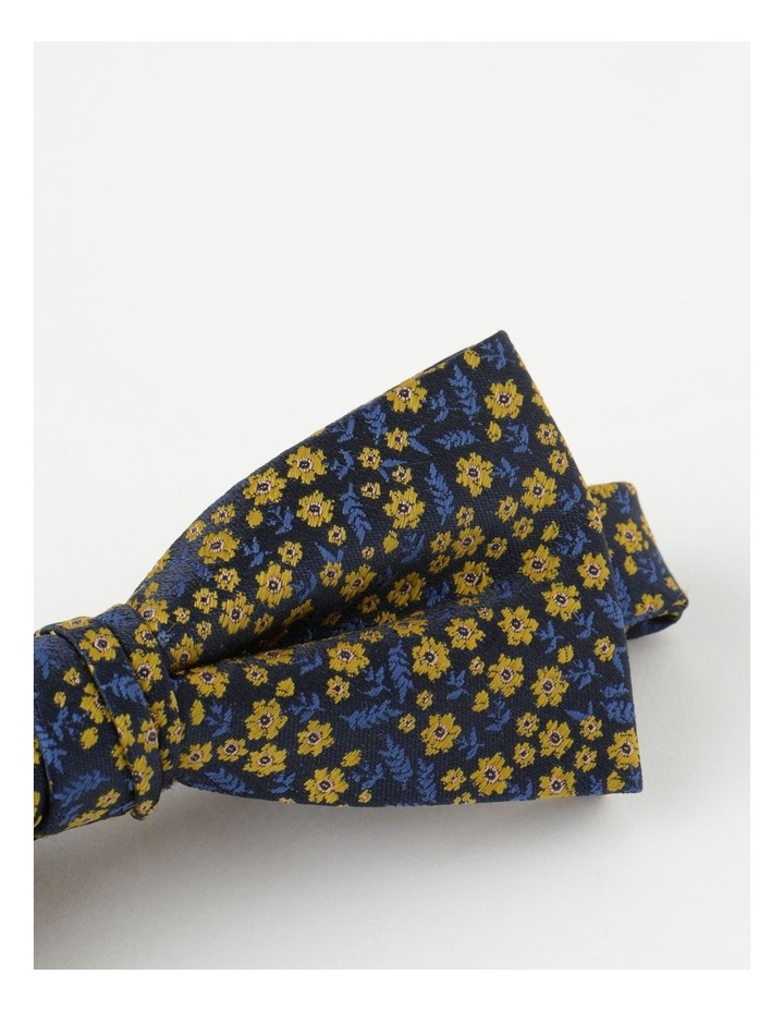 Ditsy Floral Poly Bowtie image 2