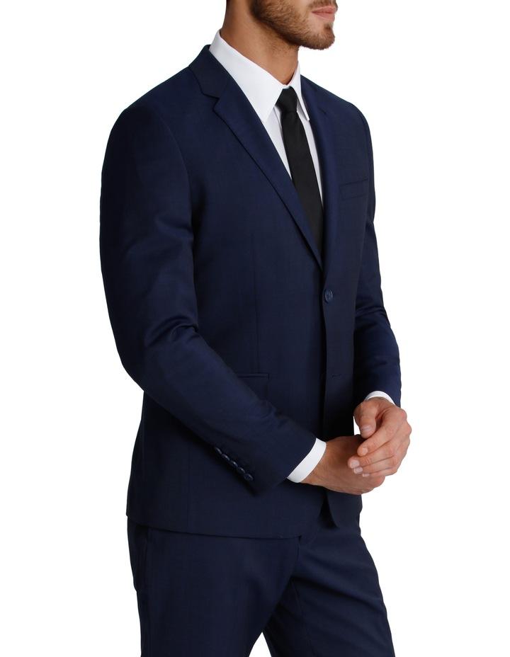 Slim Fit Blue Suit Jacket 3Q6400 image 1