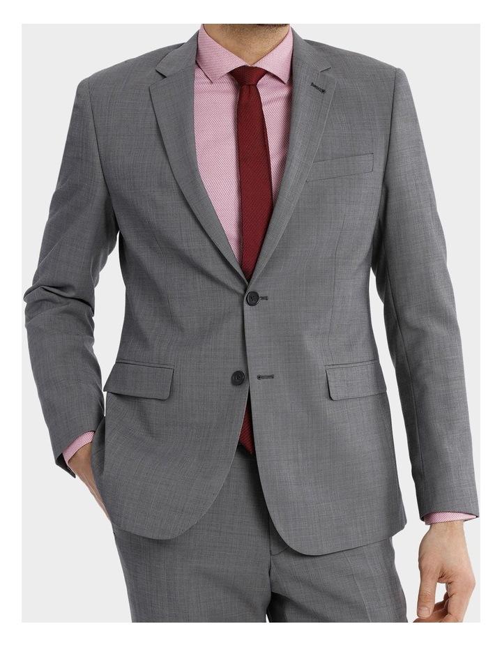 Tailored Sharkskin Suit Jacket image 2