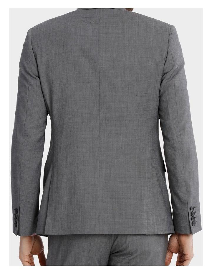 Tailored Sharkskin Suit Jacket image 6