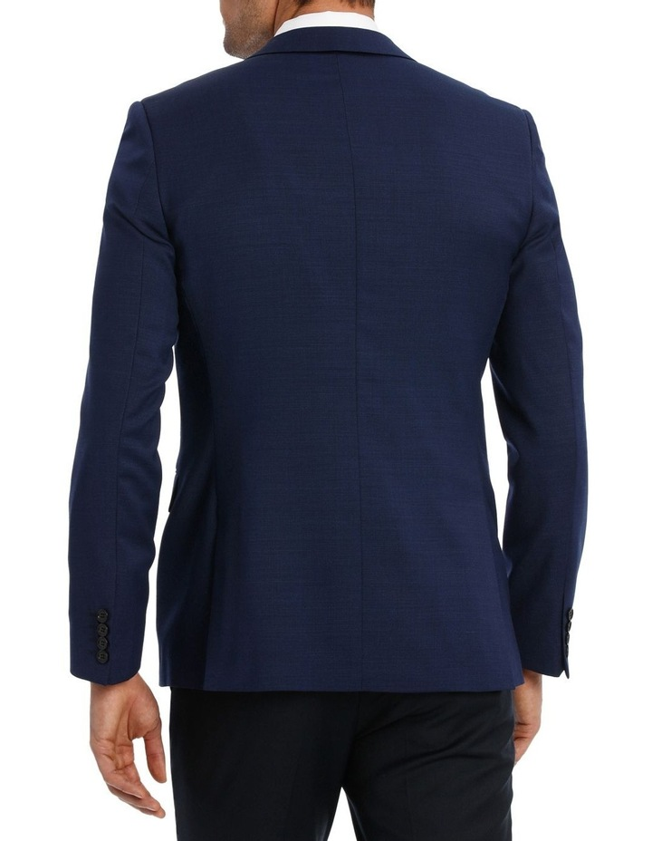 Tailored Textured Suit Jacket image 6