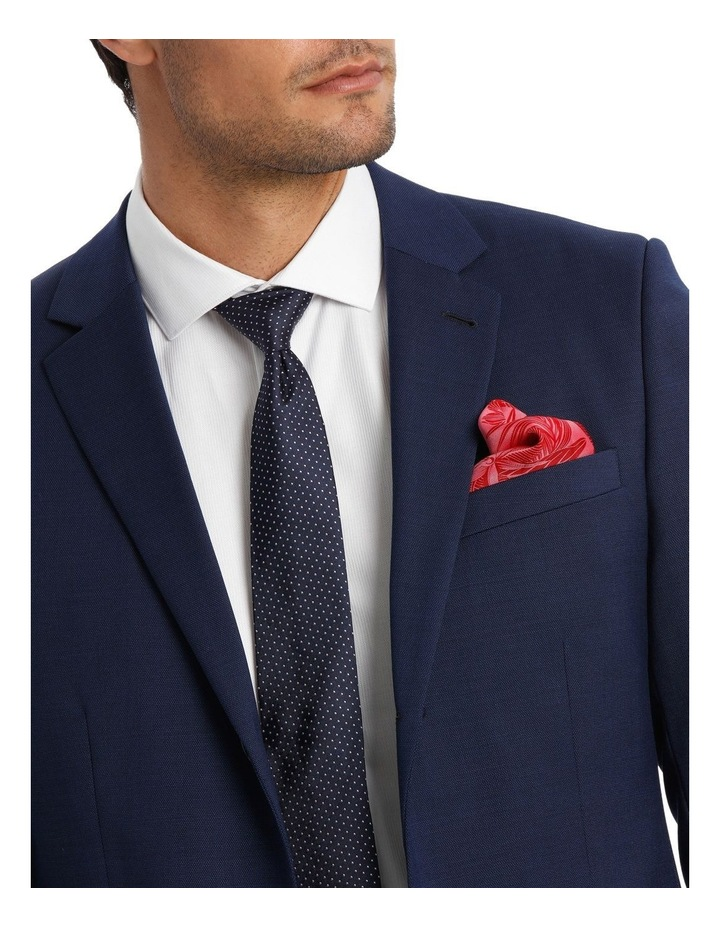 Tailored Textured Suit Jacket image 8