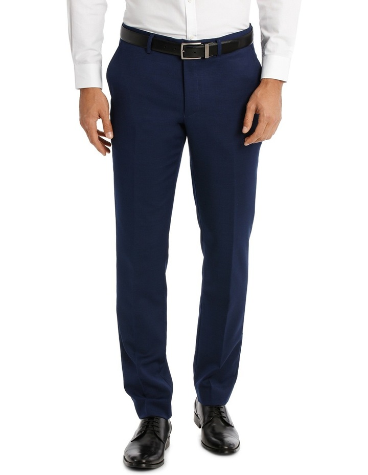Tailored Textured Suit Trouser image 1