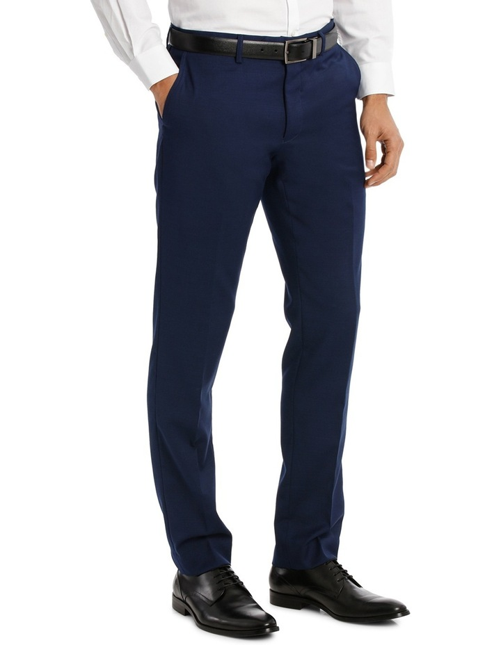 Tailored Textured Suit Trouser image 2
