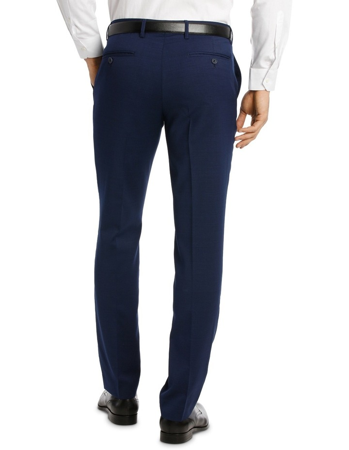 Tailored Textured Suit Trouser image 3