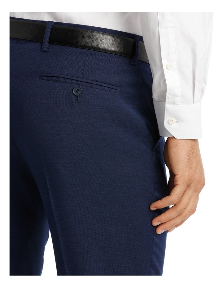 Tailored Textured Suit Trouser image 4