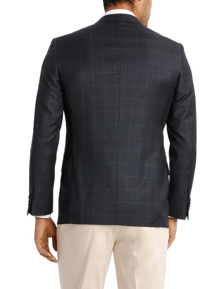 Classic Fit Check Suit Jacket image 3