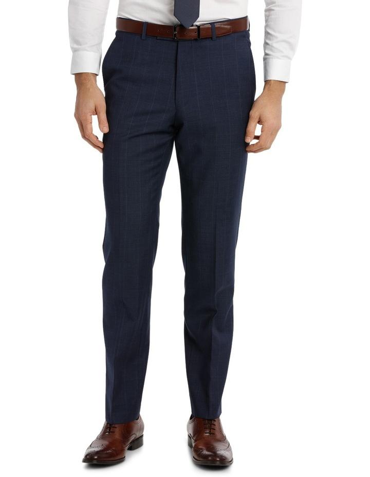 Classic Fit Check Suit Trouser image 1