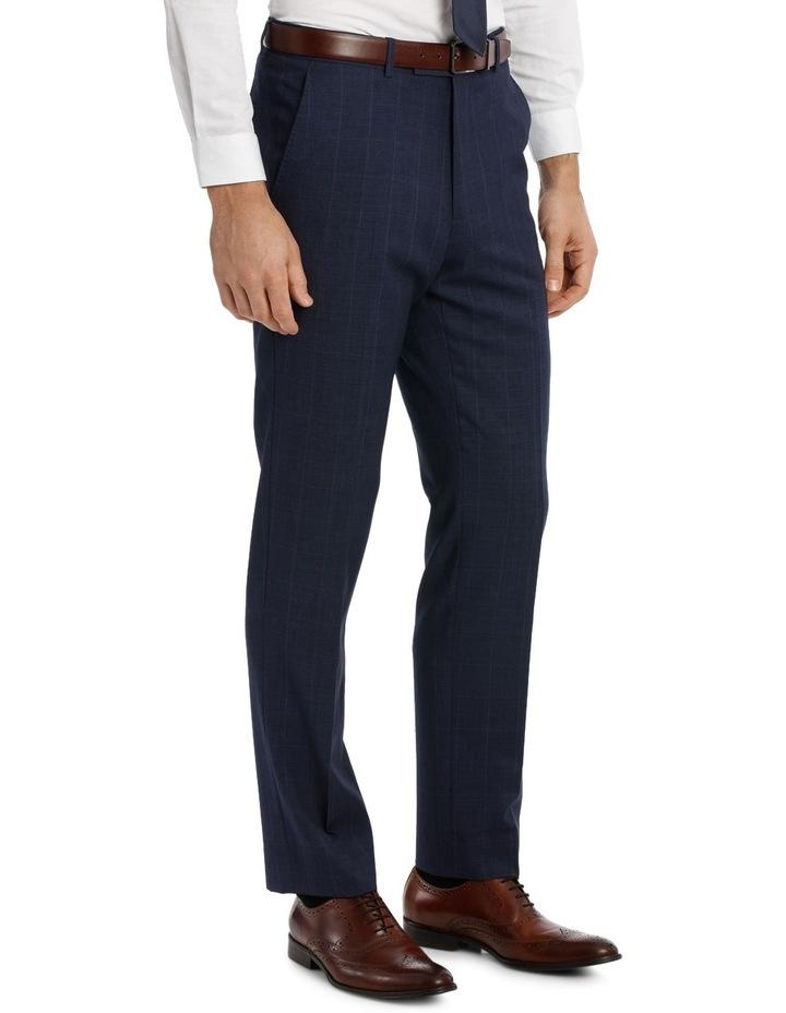 Classic Fit Check Suit Trouser image 2