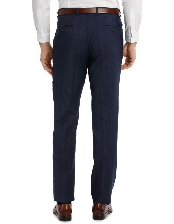Classic Fit Check Suit Trouser image 3