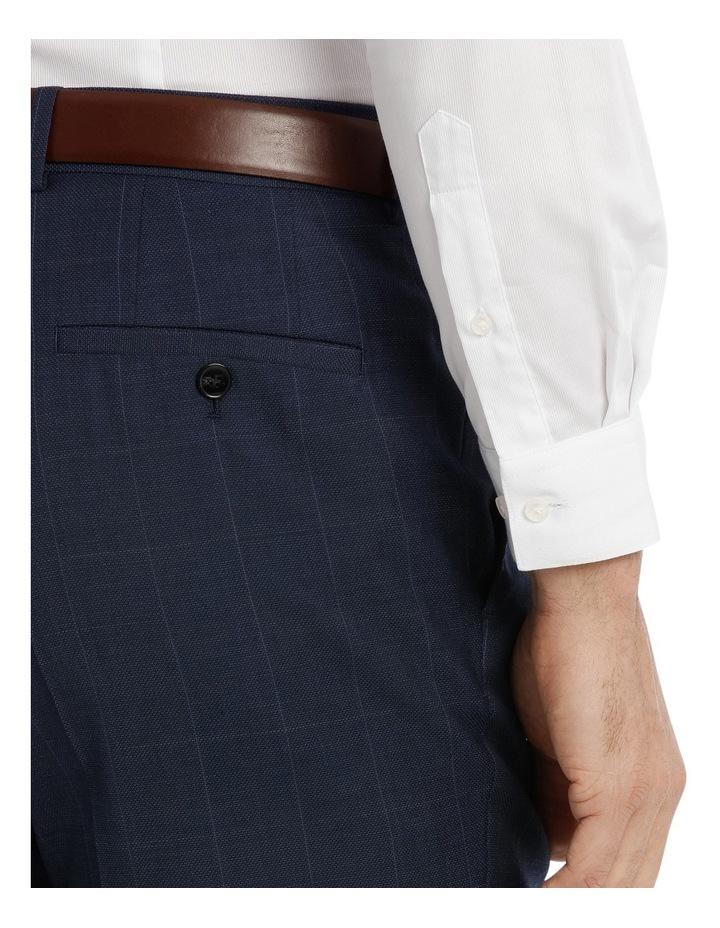 Classic Fit Check Suit Trouser image 4