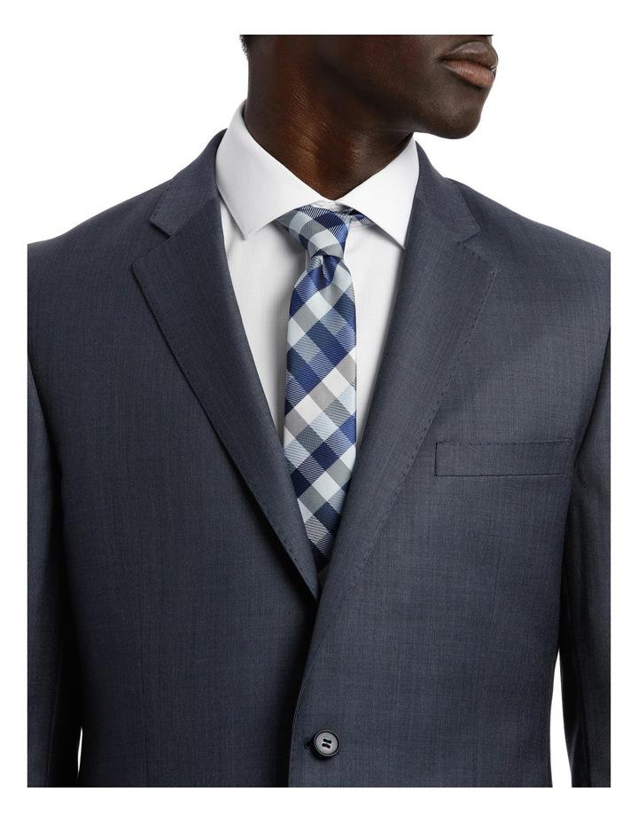 Classic Fit Textured Suit Jacket image 4