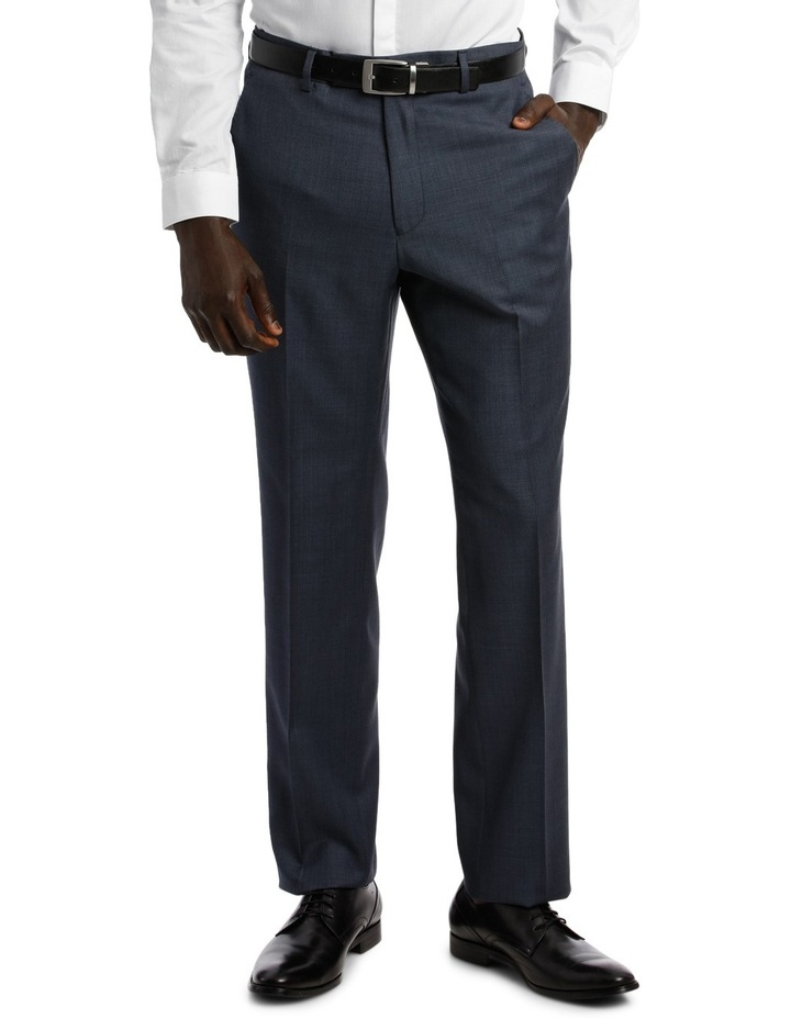 Classic Fit Textured Suit Trouser image 1