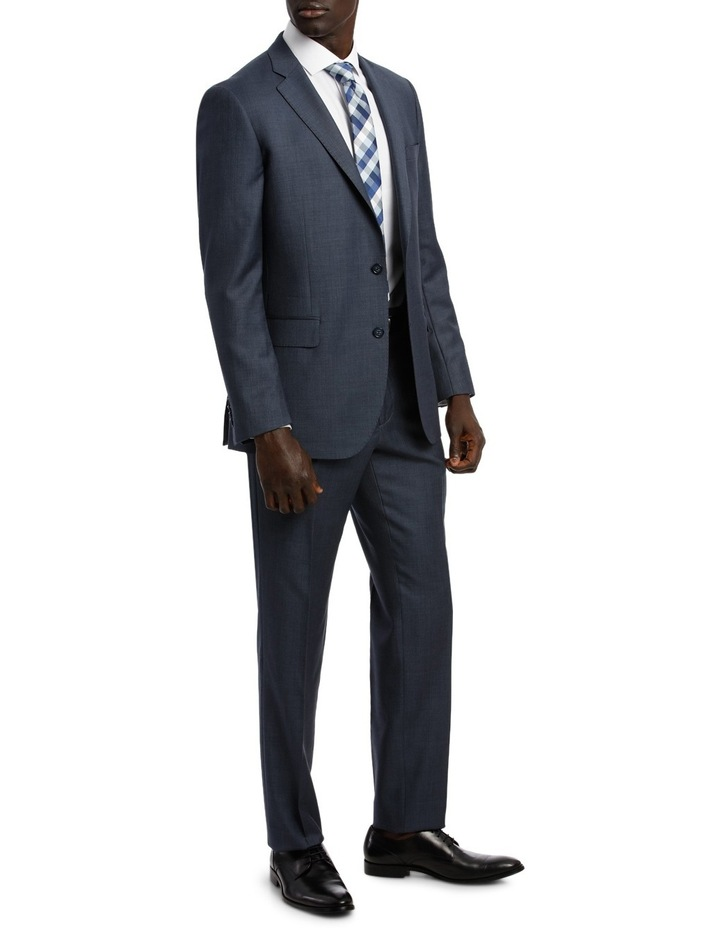 Classic Fit Textured Suit Trouser image 2