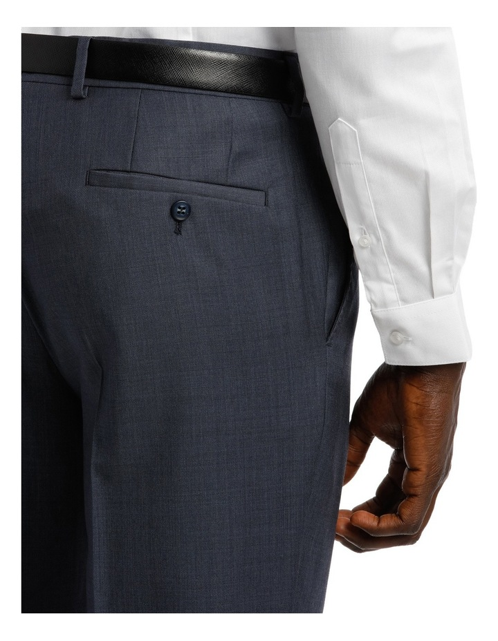 Classic Fit Textured Suit Trouser image 4