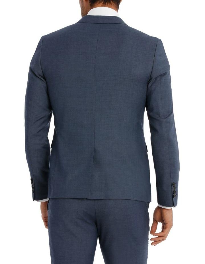Slim Fit Sharkskin Suit Jacket image 3