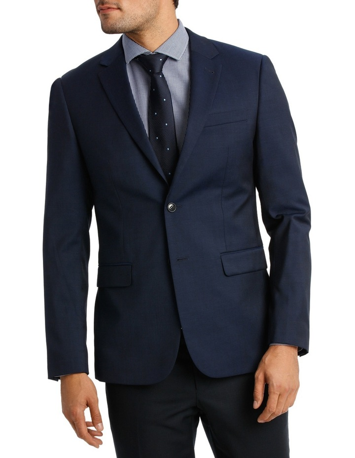 Slim Blue Suit Jacket 3Q6400-5 / BSJS16 image 1