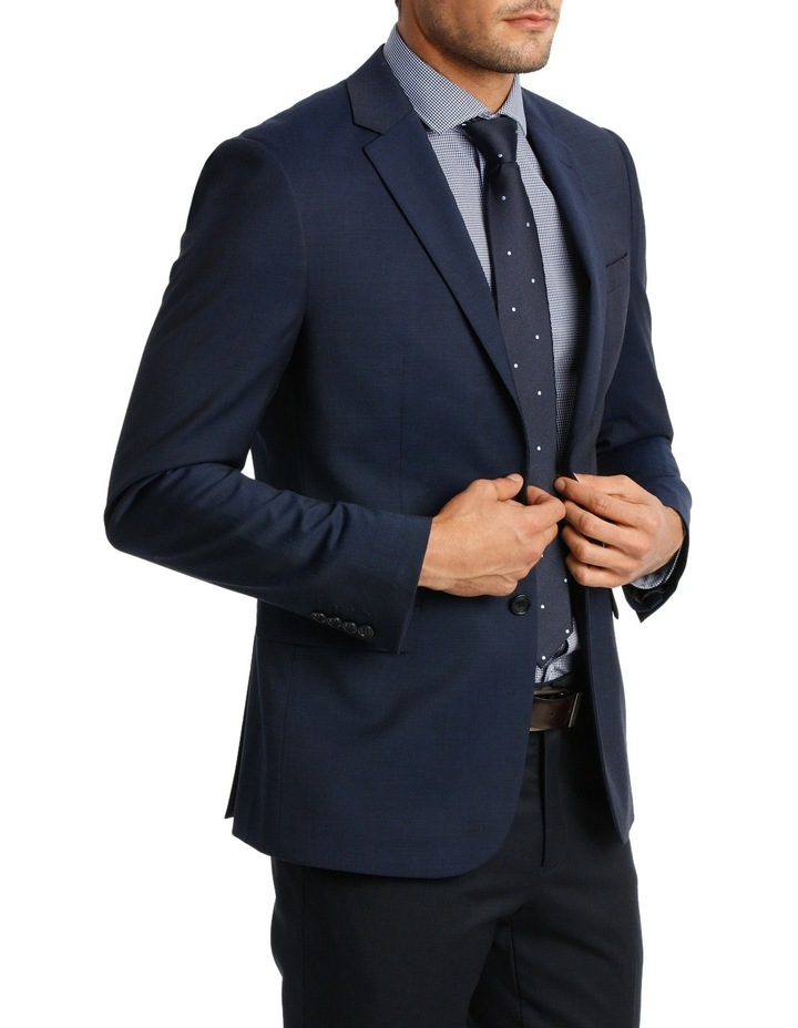Slim Blue Suit Jacket 3Q6400-5 / BSJS16 image 2