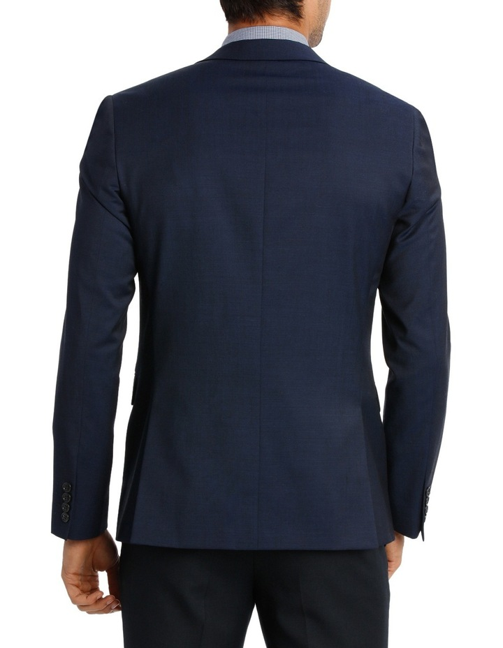 Slim Blue Suit Jacket 3Q6400-5 / BSJS16 image 3