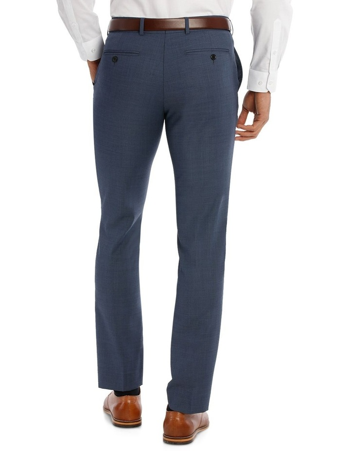 Slim Fit Sharkskin Suit Trouser image 3