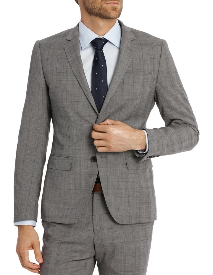 Prince of Wales Suit Jacket image 1