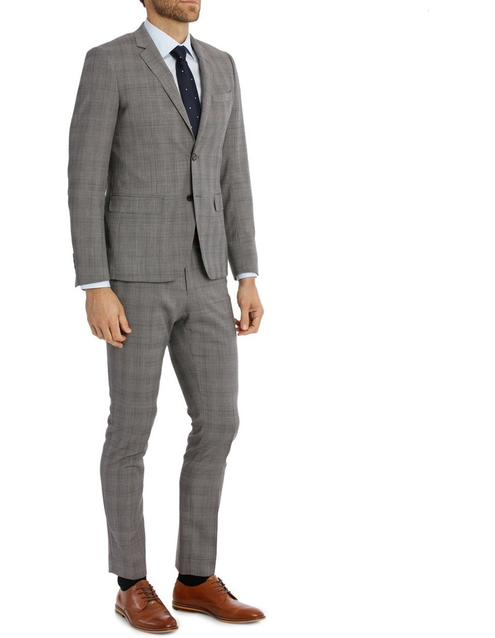 Prince of Wales Suit Jacket image 2
