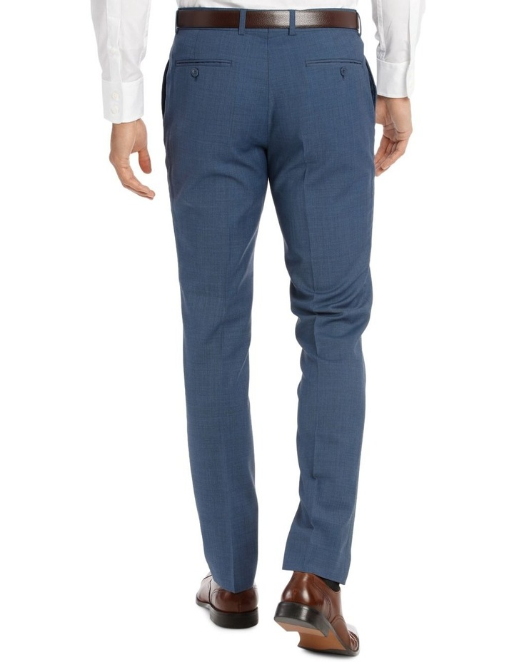 Slim Fit Sharkskin Suit Trouser image 6