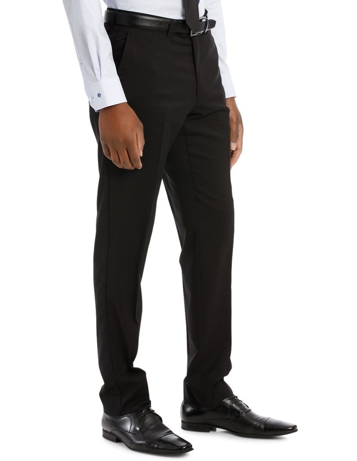 Tailored Fit Plain Suit Trouser image 4