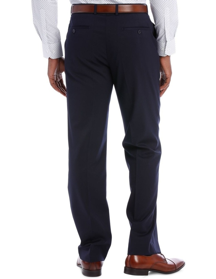 Navy Twill Suit Trouser image 3