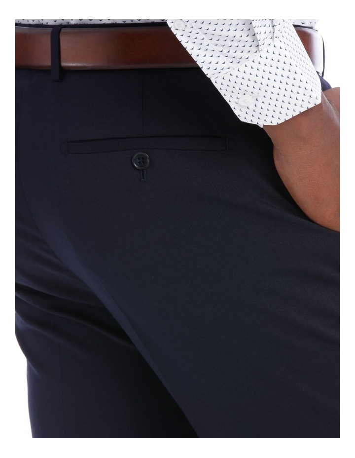 Navy Twill Suit Trouser image 4