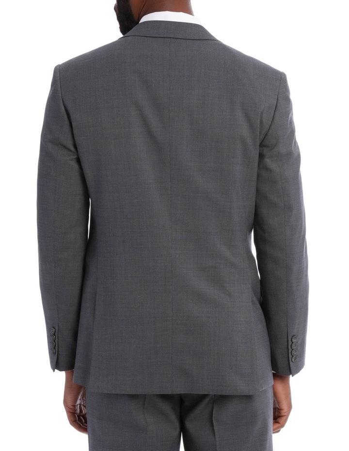 Classic Grey Texture Suit Jacket image 3