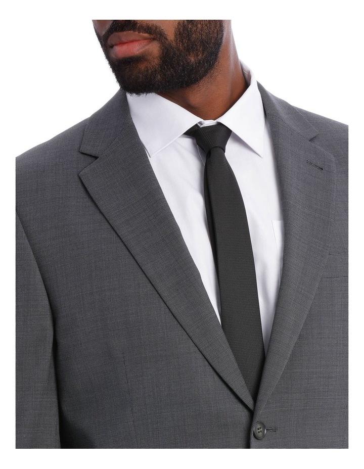 Classic Grey Texture Suit Jacket image 4
