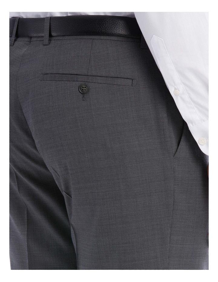 Classic Grey Texture Suit Trouser image 4