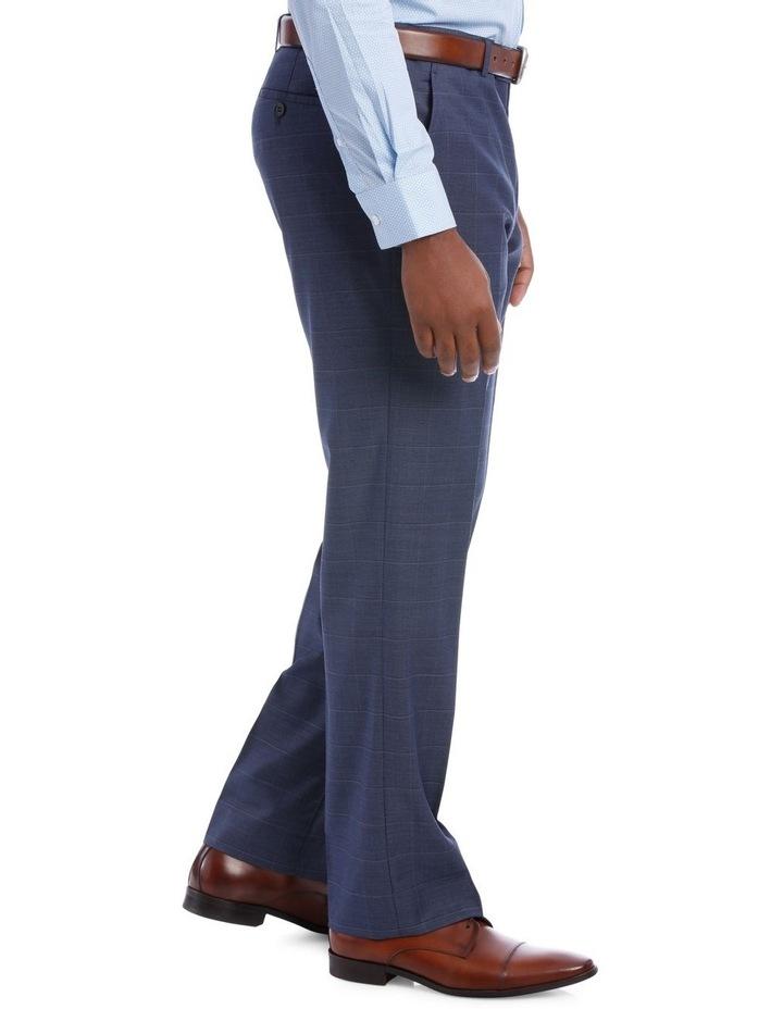 Petrol Check Suit Trouser image 2