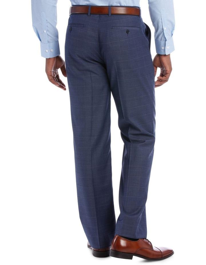 Petrol Check Suit Trouser image 3