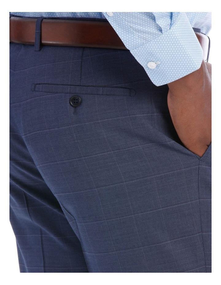 Petrol Check Suit Trouser image 4