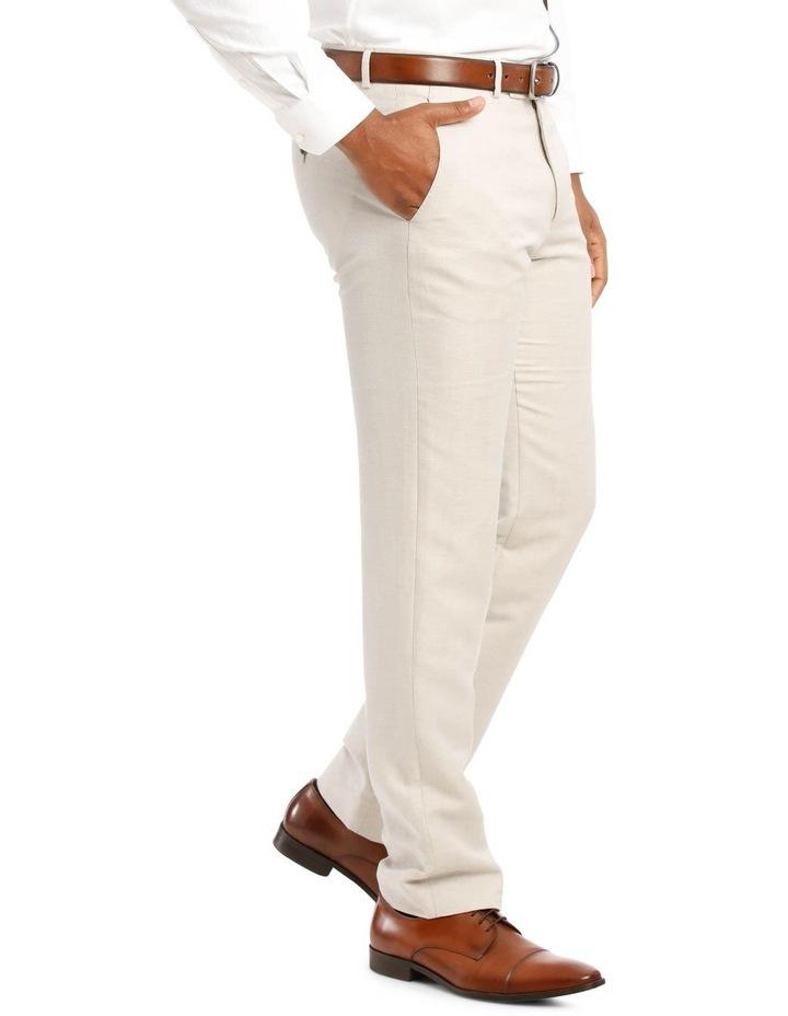 Natural Wool Linen Suit Trouser image 2