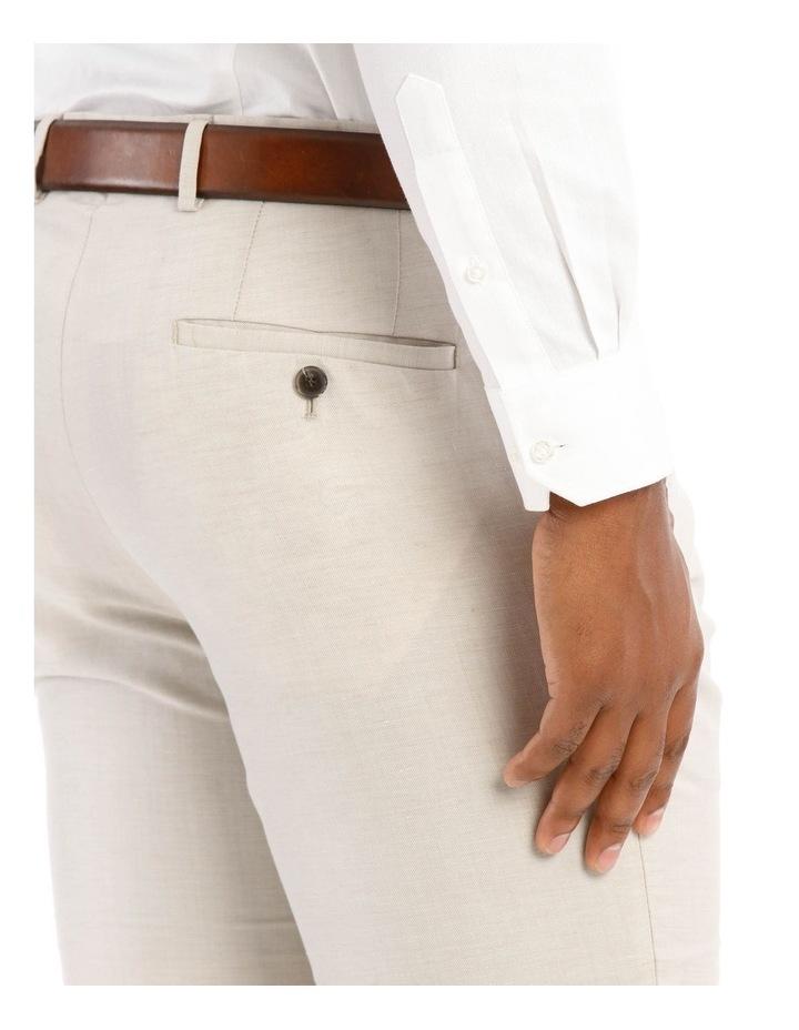 Natural Wool Linen Suit Trouser image 4