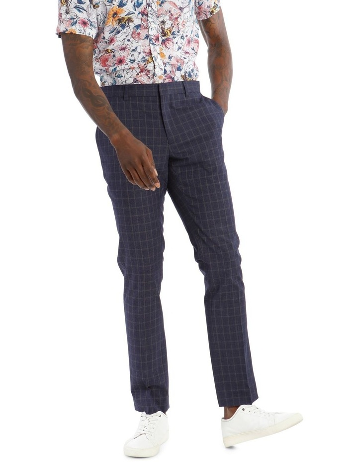 Elba Skinny Suit Trouser image 1