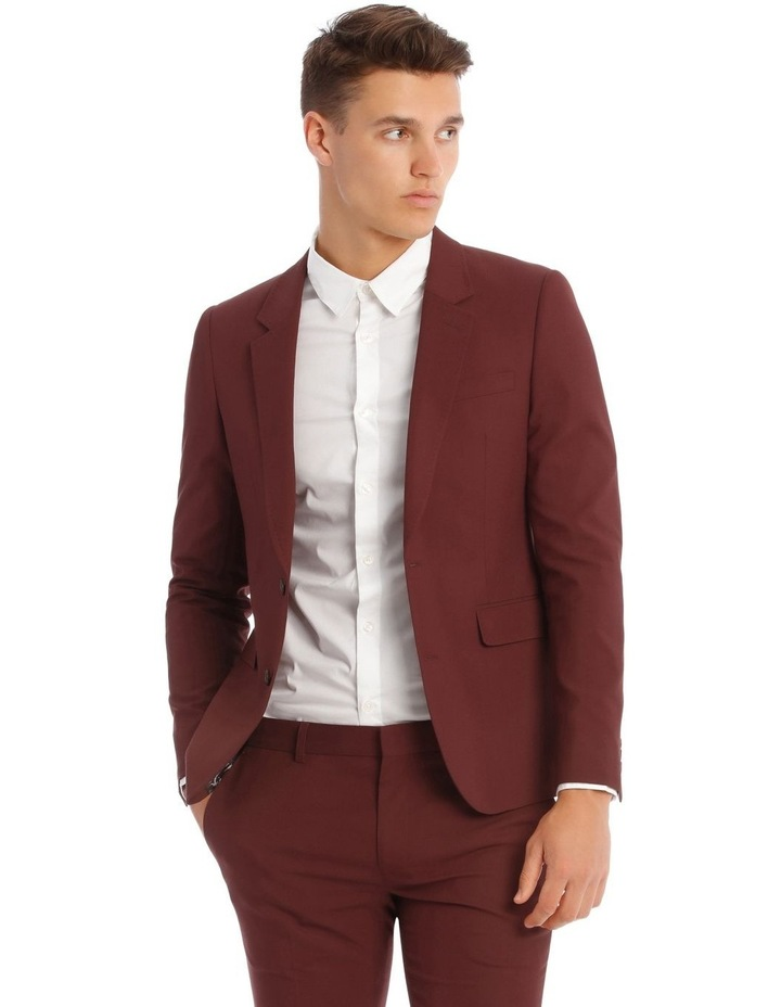 Cherry Bomb Skinny Suit Jacket image 1