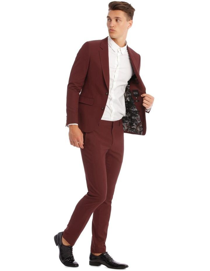 Cherry Bomb Skinny Suit Jacket image 2