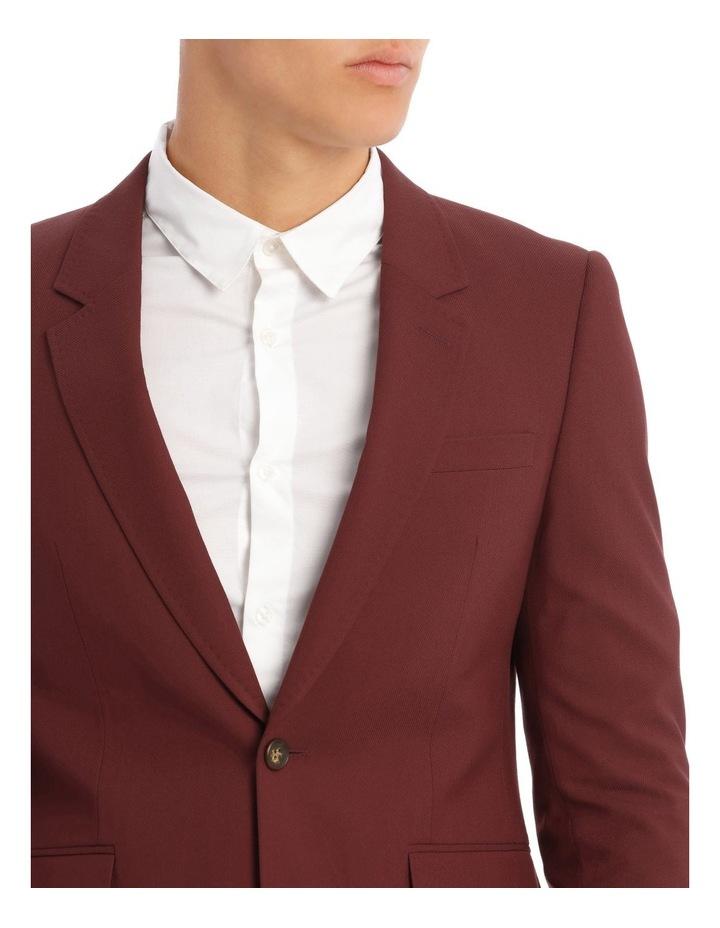 Cherry Bomb Skinny Suit Jacket image 4