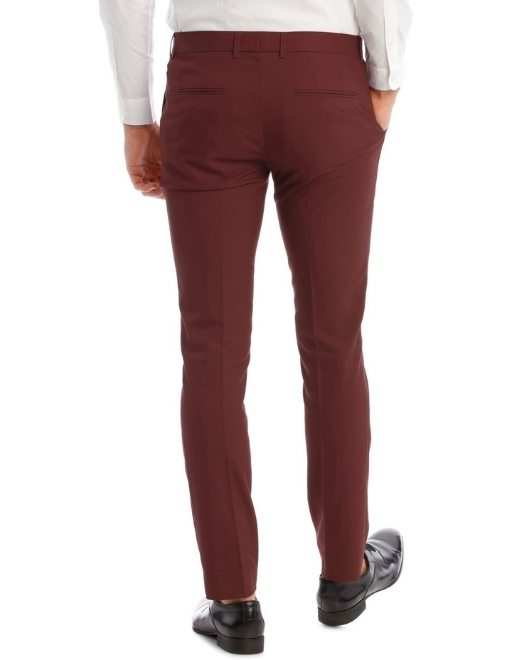 Cherry Bomb Skinny Suit Trousers image 3