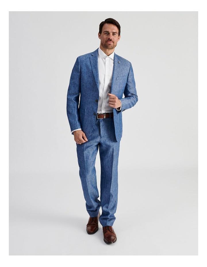 Linen Suit Trouser image 2