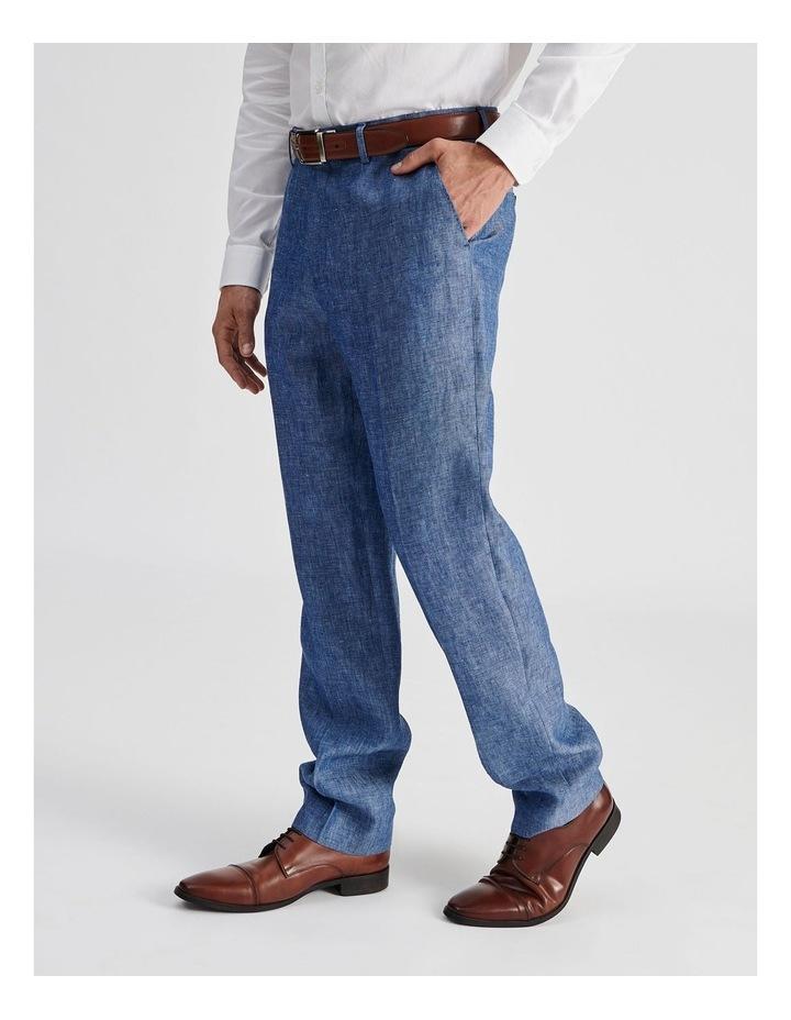 Linen Suit Trouser image 3