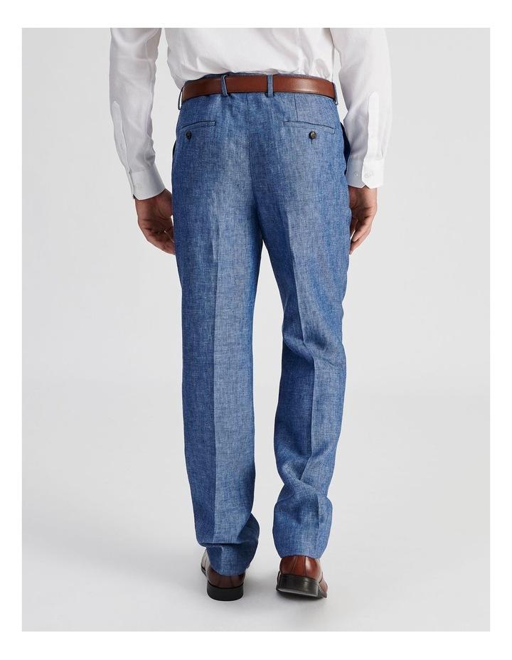 Linen Suit Trouser image 4
