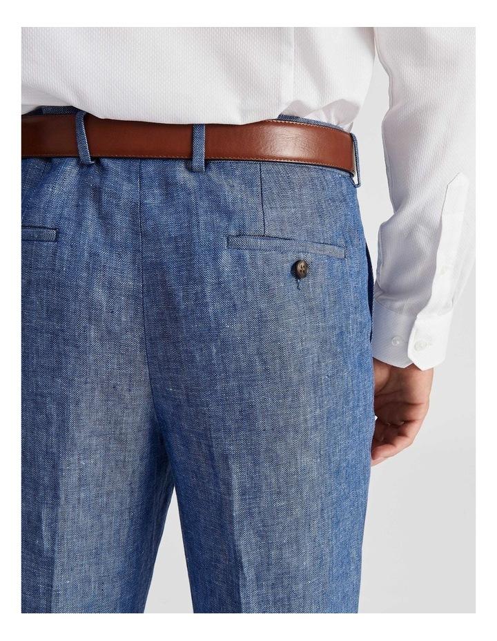 Linen Suit Trouser image 5